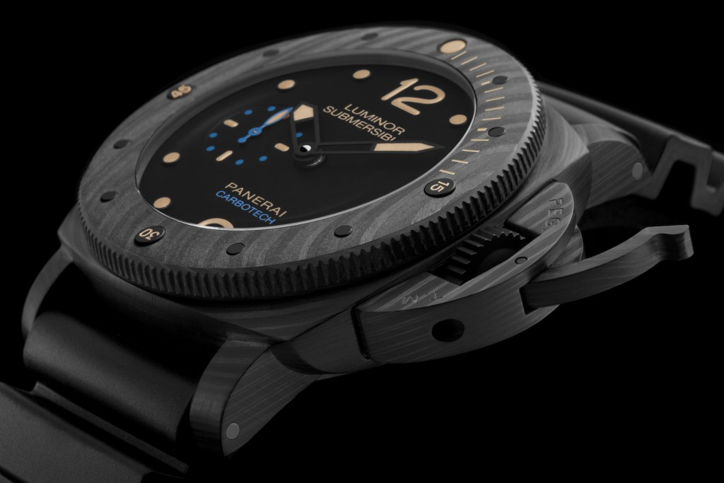 Luminor Submersible 1950 CarbotechTM 3 Days Automatic - 47mm_2