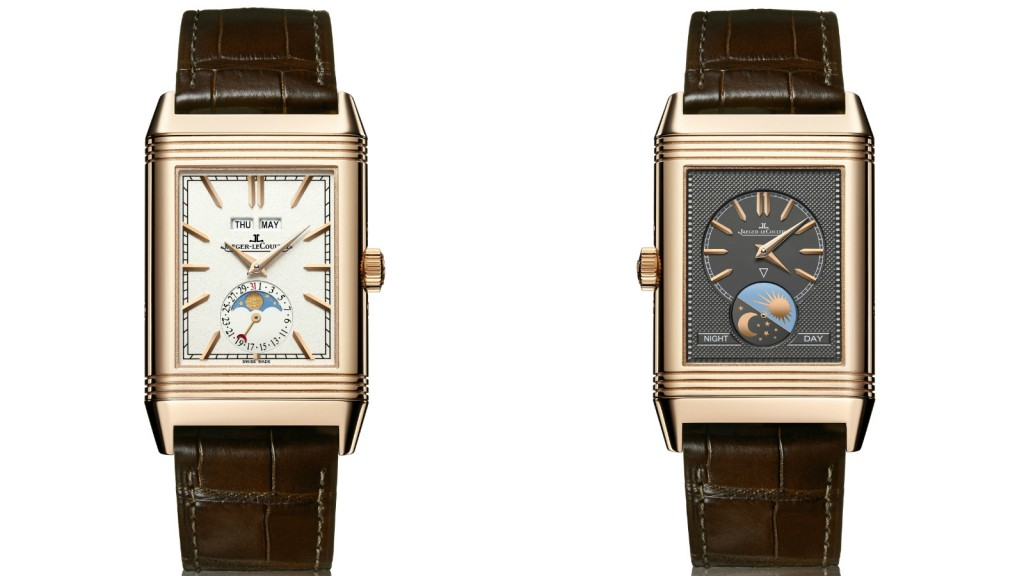 Jaeger-LeCoultre Reverso Tribute Calendar_front and back on white_1600x900