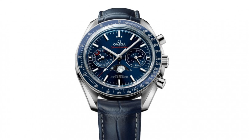 Omega Speedmaster Moonphase Master Chronometer