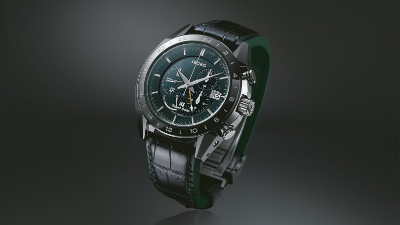 GRAND SEIKO_Spring Dive Ceramic Limited Edition