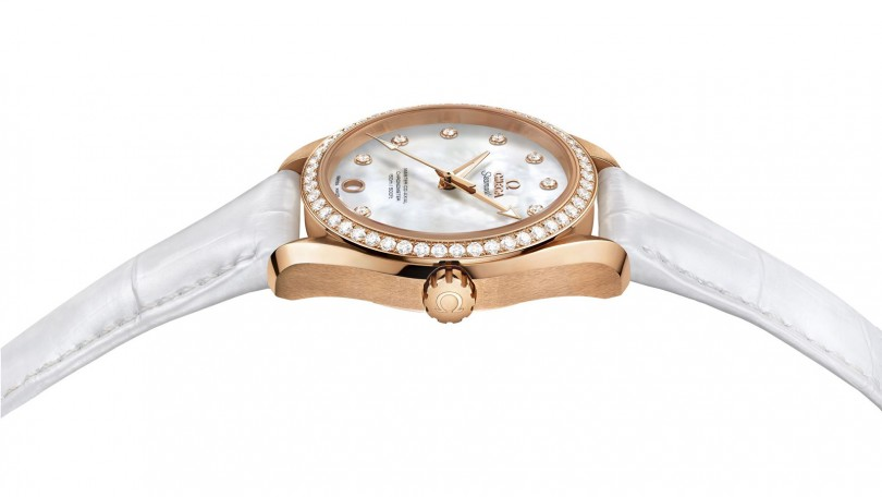 OMEGA - Aqua Terra Ladies Master Chronometer