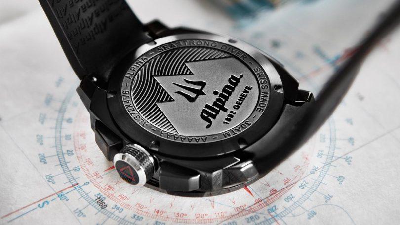 ALPINA_SEASTRONG DIVER CHRONOGRAPH BIG DATE