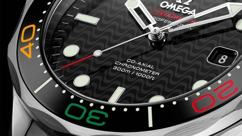 OMEGA_Seamaster Diver 300M Rio 2016