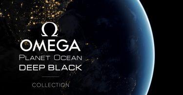OMEGA_Planet Ocean Deep Black