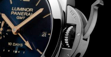Officine Panerai Luminor 1950 10 days GMT Automatic