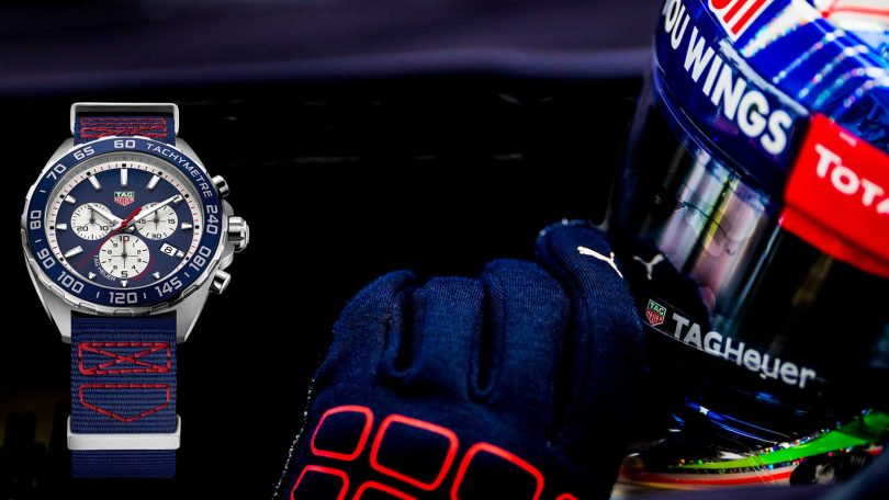 TAG Heuer Formula 1 Red Bull Racing