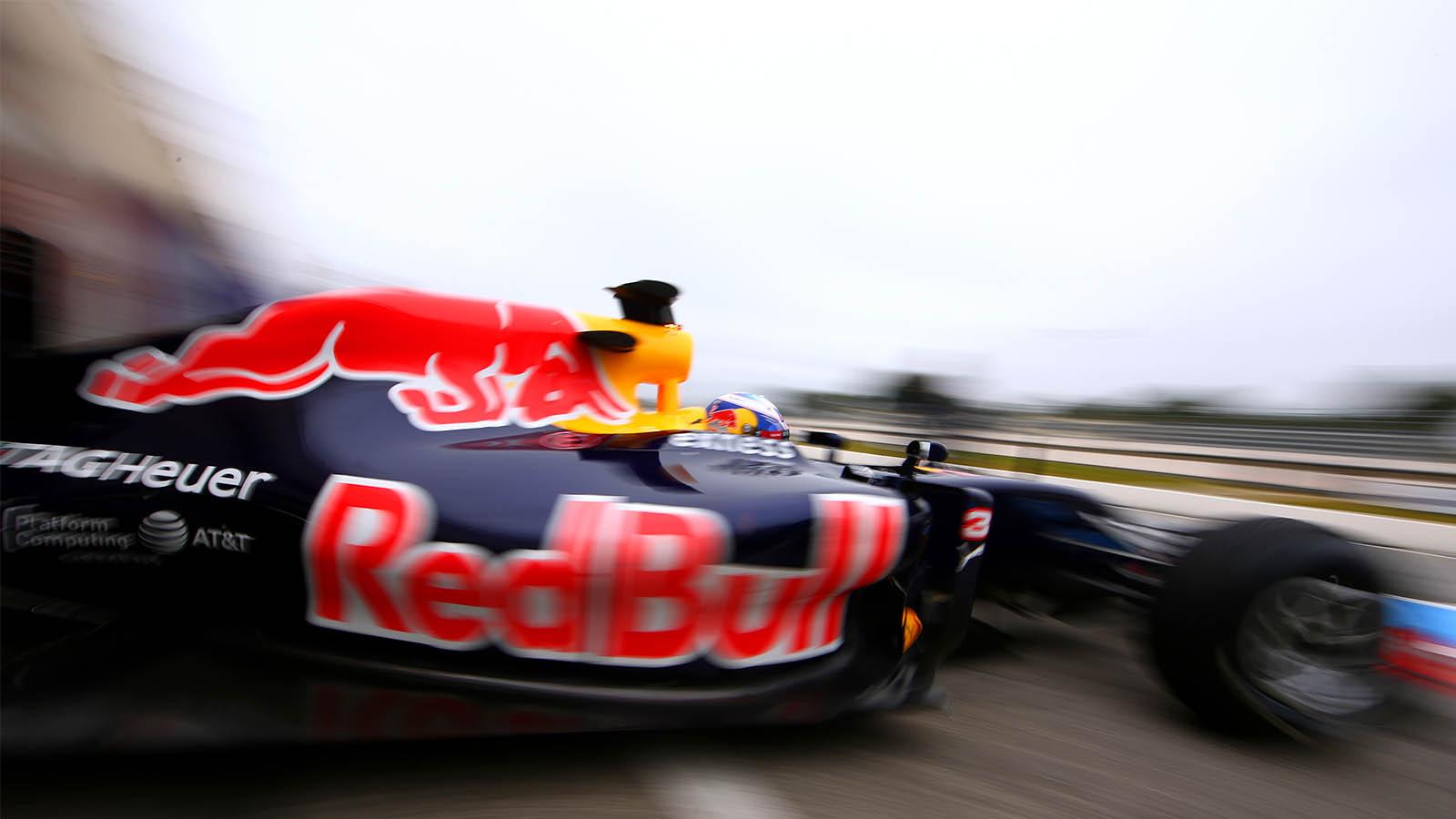 Tag Heuer Formula 1 Chronograph >> TAG Heuer   Formula 1 Red Bull Racing