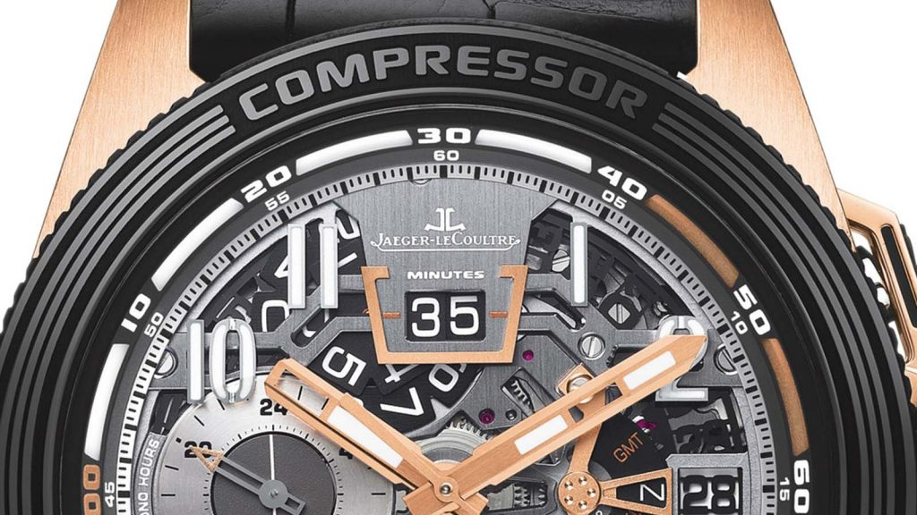Jaeger LeCoultre Master Compressor Extreme LAB2
