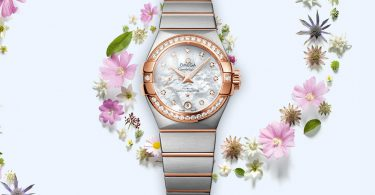 Omega Constellation Small Seconds