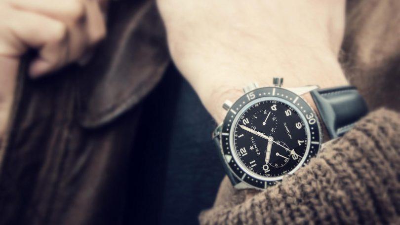 Zenith Heritage Cronometro TIPO CP-2