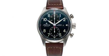 Alpina Startimer Pilot Automatic Chronograph
