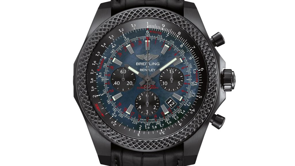 Breitling für Bentley B06 Midnight Carbon