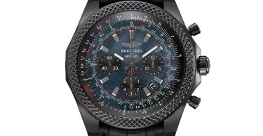 Breitling für Bentley B06 Midnight Carbon