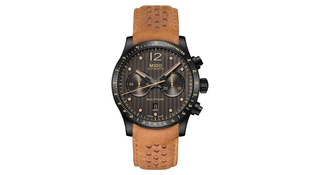 Mido Multifort Chronograph Adventure