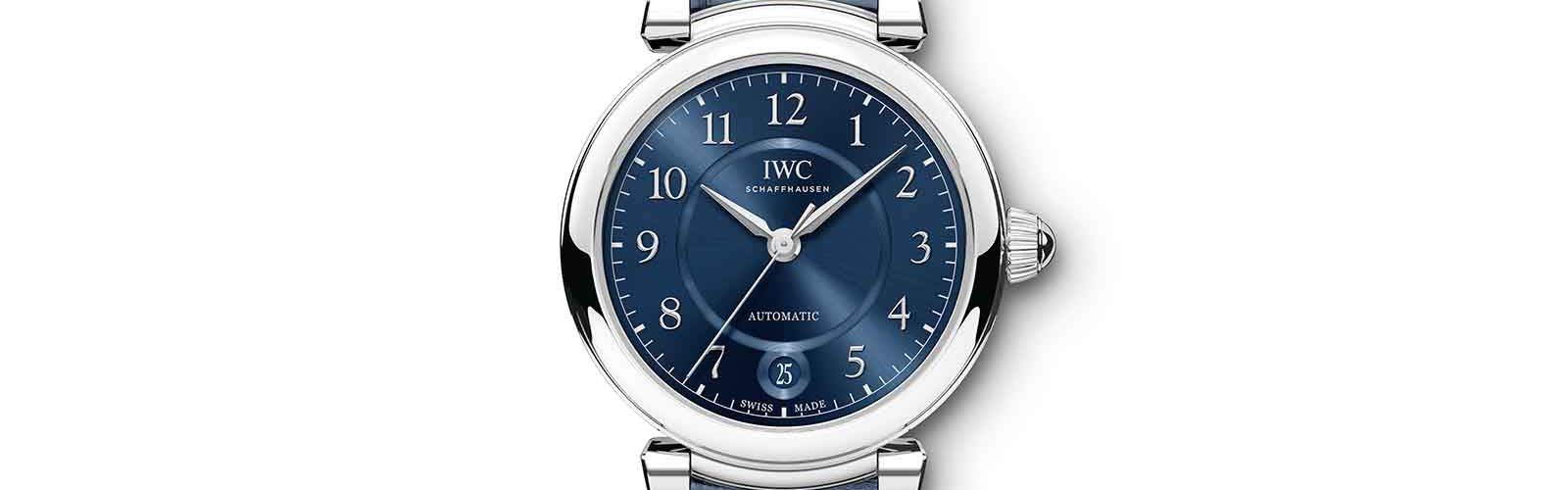 IWC DA VINCI 36mm MOONPHASE