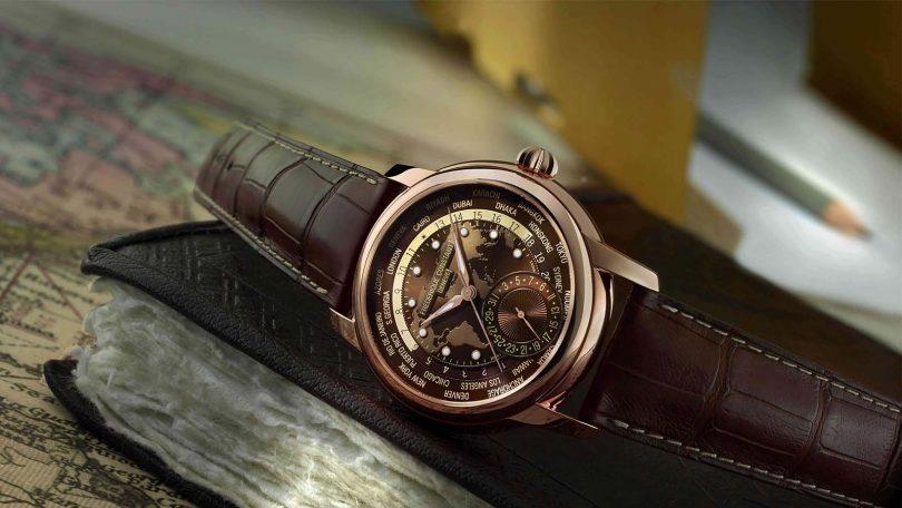 Frederique Constant Classic Worldtimer Manufacture
