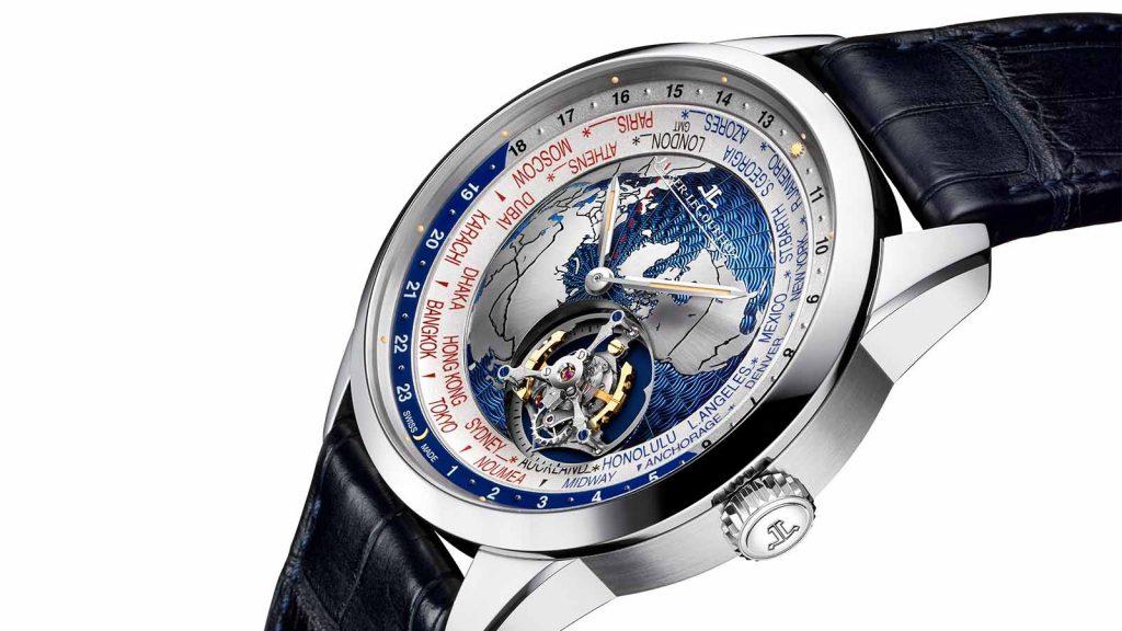 Jaeger LeCoultre Geophysic Tourbillon Universal Time