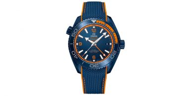 OMEGA Seamaster Planet Ocean Big Blue