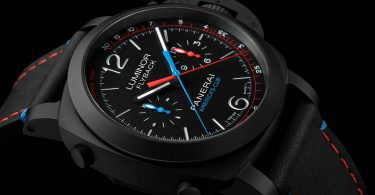 PANERAI - LUMINOR 1950 ORACLE TEAM USA 3 DAYS CHRONO FLYBACK