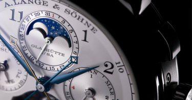 A. LANGE UND SÖHNE Tourbograph Perpetual Pour Le Merite