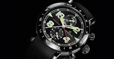 CHRONOSWISS Timemaster Chronograph GMT