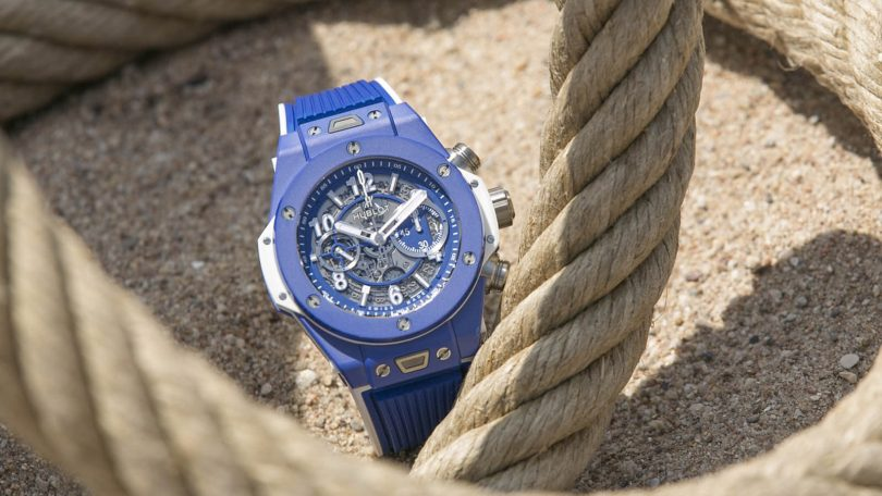 HUBLOT Big Bang Blue