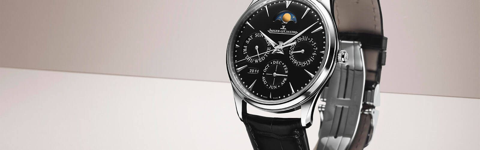 JAEGER LECOULTRE Master Ultra Thin Perpetual