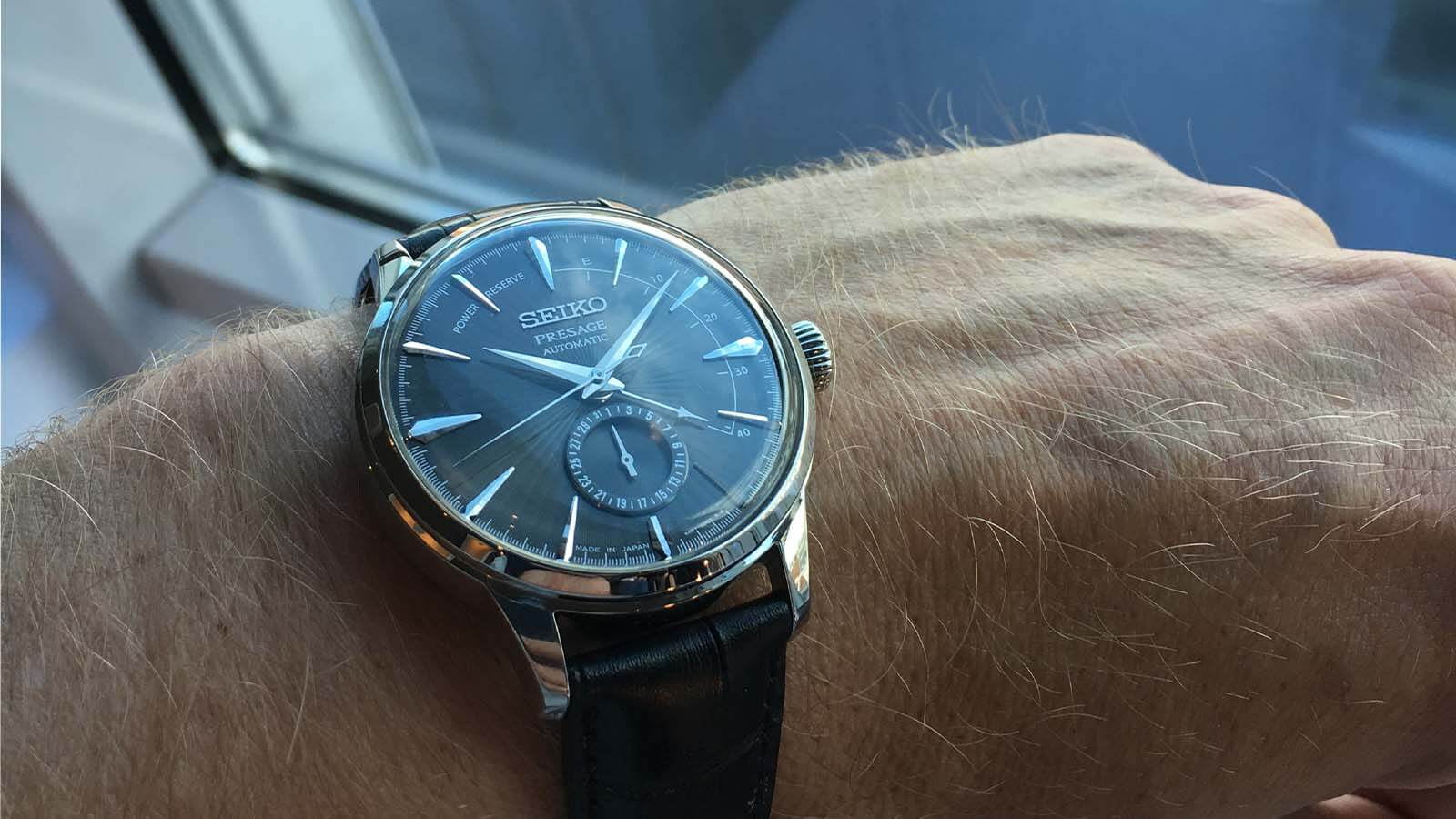 Seiko | Presage Automatik Power Reserve Cocktail