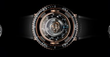 MB&F Horological Machine No.7 Aquapod