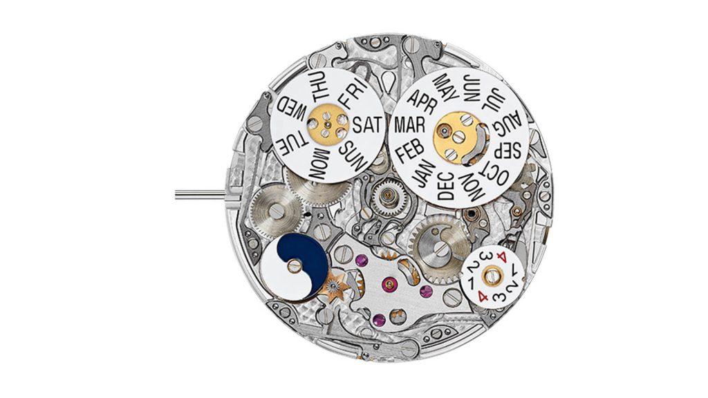 PATEK PHILIPPE Ewiger Kalender 5320G
