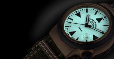 MÜHLE GLASHÜTTE Rescue-Timer Bronze
