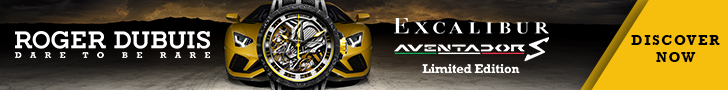 ROGER DUBUIS Excalibur Aventador S Limited Edition