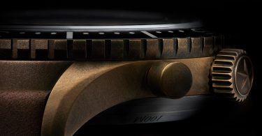 ZENITH Chronometro TIPO CP-2 bronze