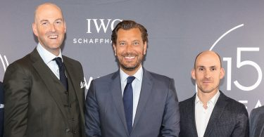 IWC SCHAFFHAUSEN 150 JAHR FEIER WIEN_COVER2
