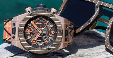HUBLOT Big Bang Unico Teak Italia Independent_COVER2