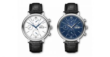 IWC SCHAFFHAUSEN CHRONOGRAPH EDITION «150 YEARS»_1.1