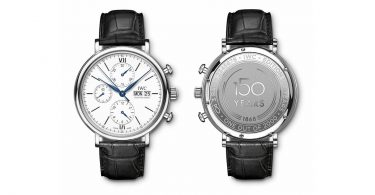 IWC SCHAFFHAUSEN CHRONOGRAPH EDITION «150 YEARS»_2.1