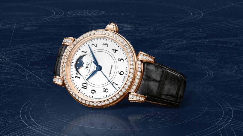 IWC SCHAFFHAUSEN Da Vinci Moon Phase 150 Jahre_1.1