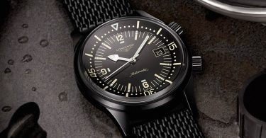 LONGINES Legend Diver Watch COVER1