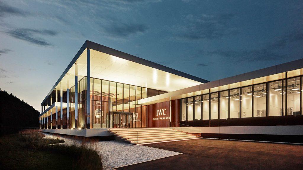 IWC SCHAFFHAUSEN Manufakturzentrum_14