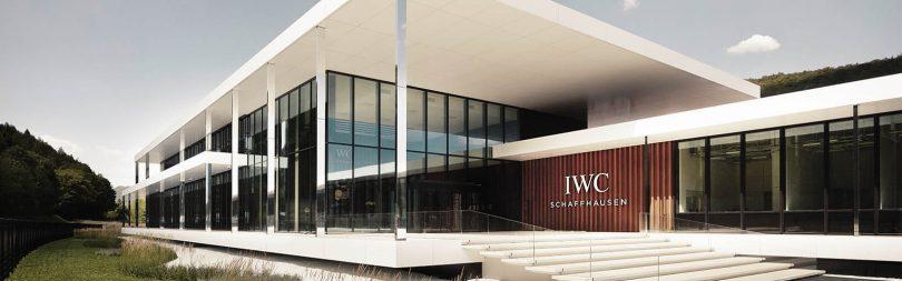 IWC SCHAFFHAUSEN Manufakturzentrum_COVER1