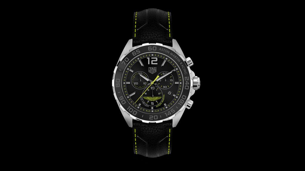 TAG HEUER Formula 1 Special Edition Aston Martin Racing_3