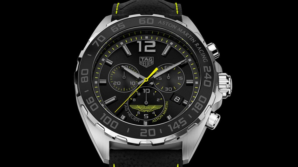 TAG HEUER Formula 1 Special Edition Aston Martin Racing_4