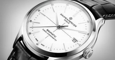 BAUME & MERCIER Clifton Baumatic_7