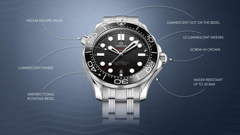 OMEGA Seamaster Diver 300M Daniel Craig_10