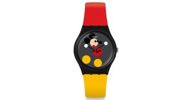 SWATCH Mickey Mouse_1