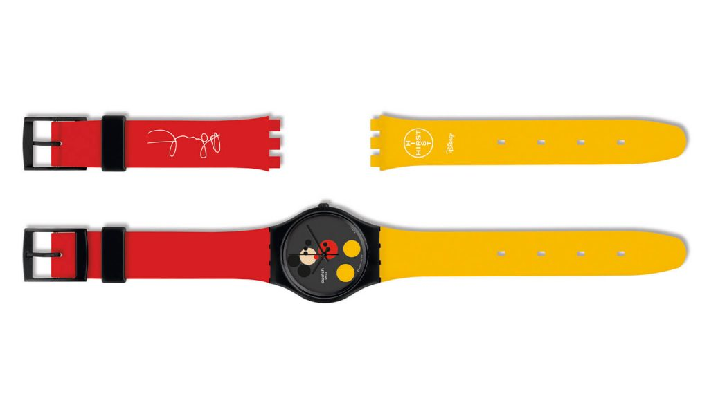 SWATCH Mickey Mouse_2