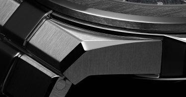 Details vom Bandanstoss der neuen Alpine Eagle von Chopard