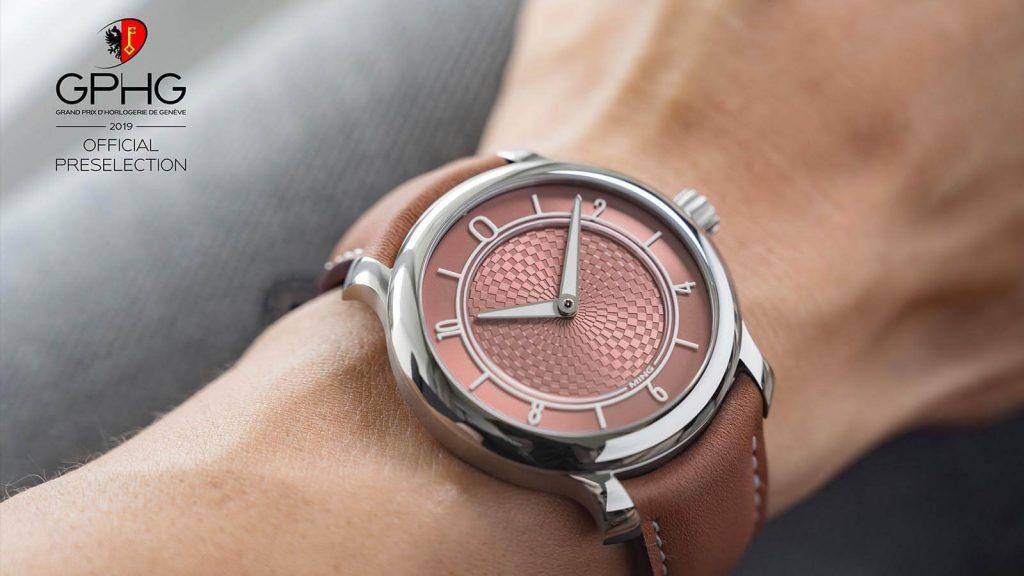 Preisgünstige Uhr für Herren von MING