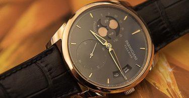 PARMIGIANI FLEURIER Tonda 1950 Lune, exklusive Uhr für Herren